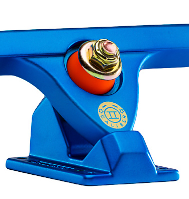 CALIBER TRUCKS II 184MM 50 DEGREE SATIN BLUE