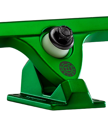 CALIBER TRUCKS II 184 MM 50 DEGREE SATIN GREEN