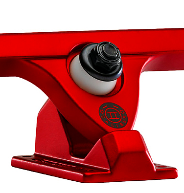 CALIBER TRUCKS II 184MM50 DEGREE SATIN RED