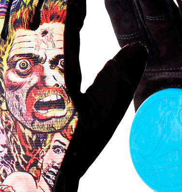 LANDYACHTZ COMICBOOK GLOVES