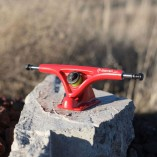 МАШИНКИ BEAR TRUCKS 181MM GRIZZLY 852 - RED