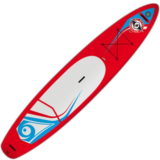 "НАДУВАЕМ SUP BIC SPORT AIR 12.6"" TOURING"