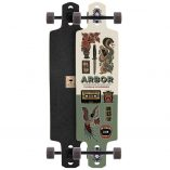 ЛОНГБОРД ARBOR DROPCRUISER ARTIST COLLECTION 38'' COMPLETE