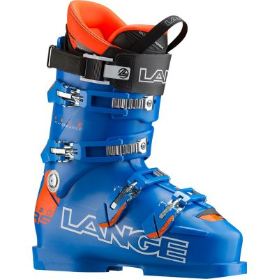 СКИ ОБУВКИ LANGE RS 130 WIDE POWER BLUE