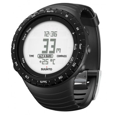 ЧАСОВНИК SUUNTO CORE REGULAR BLACK