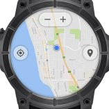 ЧАСОВНИК NIXON THE MISSION Android Wear™
