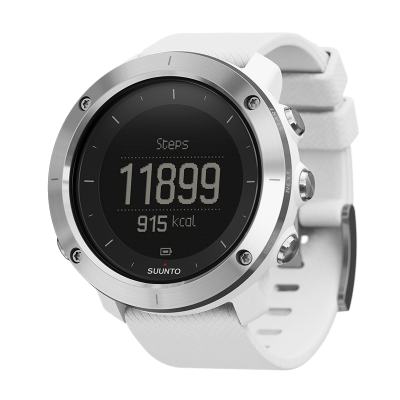 ЧАСОВНИК SUUNTO TRAVERSE WHITE С ВГРАДЕН GPS