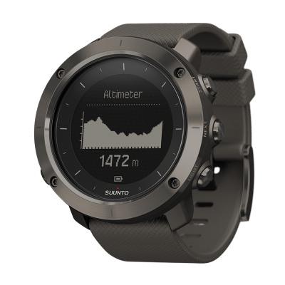 ЧАСОВНИК SUUNTO TRAVERSE GRAPHITE С ВГРАДЕН GPS
