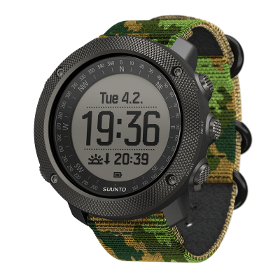 ЧАСОВНИК SUUNTO TRAVERSE ALPHA WOODLAND С ВГРАДЕН GPS