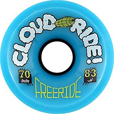 КОЛЕЛЦА CLOUD RIDE! FREERIDE 70MM 83A