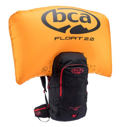 AIRBAG РАНИЦА BCA FLOAT 42 BLACK 2.0