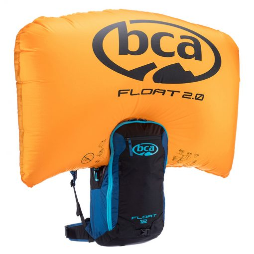 AIRBAG РАНИЦА FLOAT 12 BLACK/NAVI