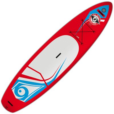 "НАДУВАЕМ SUP - BIC AIR 11"" TOURING"