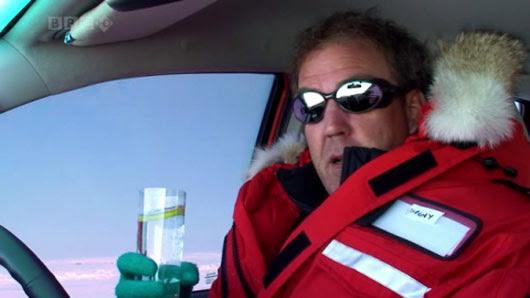 На ски с Джеръми Кларксън